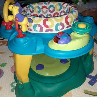 Preloved The Mothercare Twist and Bounce Entertainer / Jumperoo