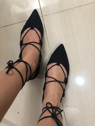 Bershka balerina shoes