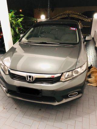 Car for Rent (Honda Civic)