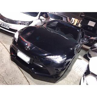 【FB搜尋桃園阿承】豐田 超人氣FT86 GT86跑2萬 2018年 2.0 黑色 二手車 中古車