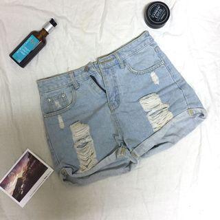 《免運》淺藍牛仔褲#五折清衣櫃