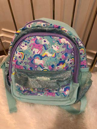 Smiggle Backpack girl unicorn like NEW