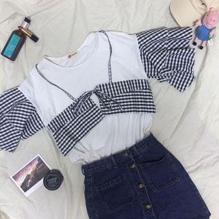 《免運》寬鬆短袖夏季上衣#五折清衣櫃