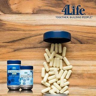 [EECERAN] 4LIFE TRANSFER FACTOR - TRI FACTOR FORMULA