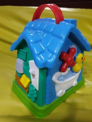 Leap Frog house