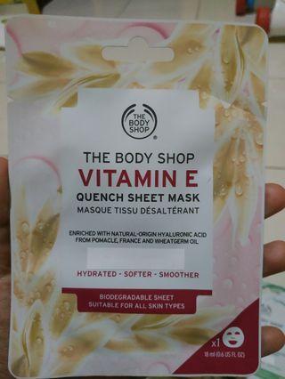 The Body Shop Masker Vitamin E