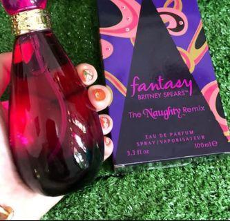 Parfume Britney fantasy remix 100ml (segel)