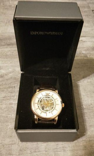 EMPORIO ARMANI 機械錶