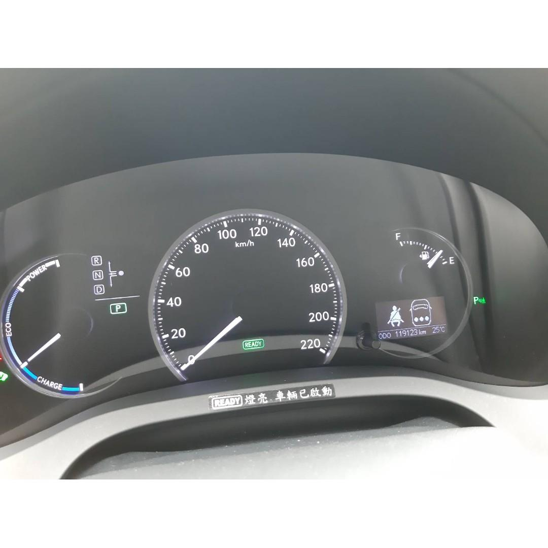 2012 LEXUS CT200H 1.8cc 豪華版