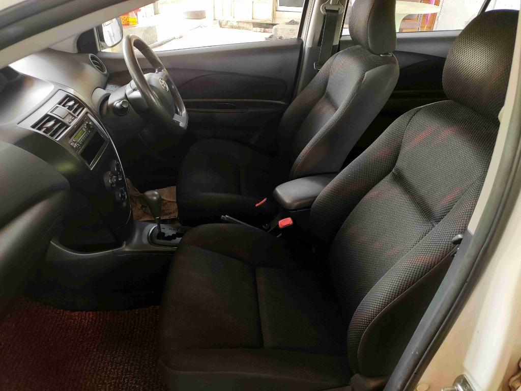 2013 Toyota Vios 1.5 TRD (A) One Owner Low Mileage