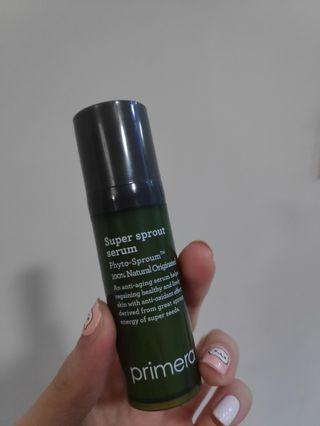 Reduced- Best SERUM I've ever tried Primera Super Sprout Serum