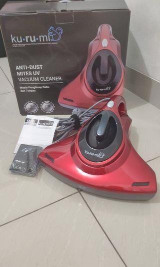 [Preloved] Kurumi UV Vacuum Cleaner KV 01 Upgrade Vertical