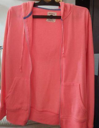 Jaket neon pink cotton on