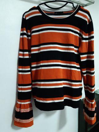 SEED STRIPES TOP