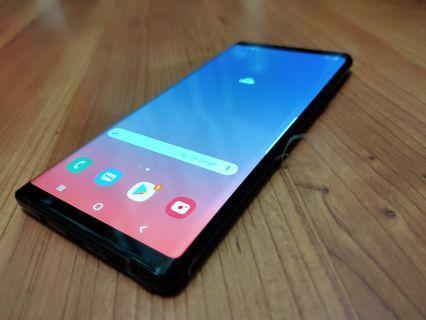 Galaxy Note 9 Black 128GB SME