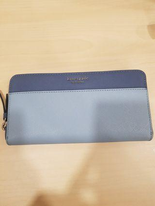 Brand New Kate Spade Large Luxury Wallet