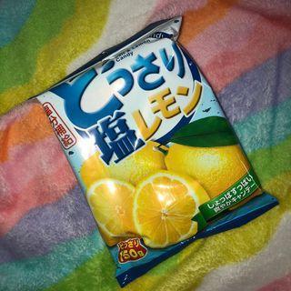 海燕柠檬糖 Salt & Lemon Candy