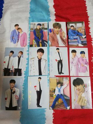 [WTS] SEVENTEEN OFFICIAL PHOTOCARDS