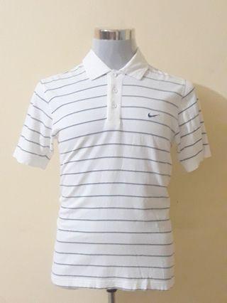 Nike Short Sleeve Polo Shirts Large