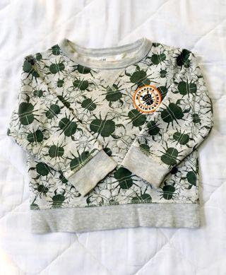Sweater H&M size 2-4thn
