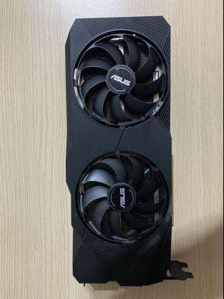 ASUS Dual GeForce RTX™ 2070 EVO OC