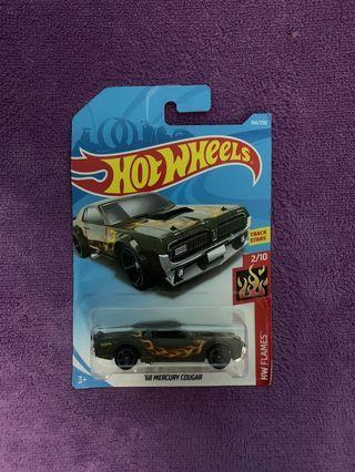 Hot Wheel Mercury Cougar