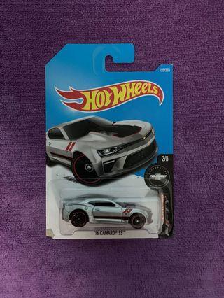 Hot Wheel Camaro SS