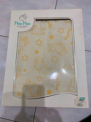 降價出售-Nac Nac星星棉毯