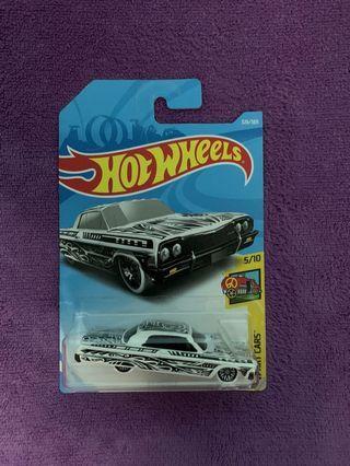 Hot Wheel Impala