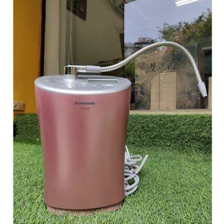【濾水器】二手 Panasonic TK-AS44 鹼性離子整水器 (用不到2000公升,近全新)