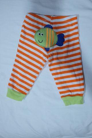Celana bayi katun carter