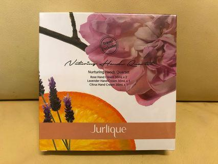 茱莉寇 jurlique 護手霜禮盒 (30ml x4)