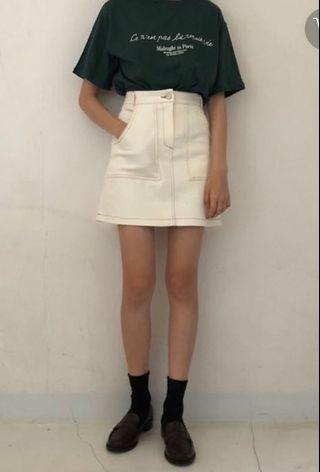Nuhi 正韓超挺短裙