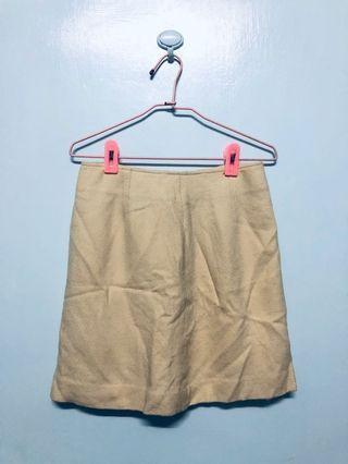 H2o 米白短裙(M)