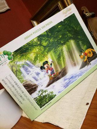 Japan Disney Jigsaw puzzle 300pcs