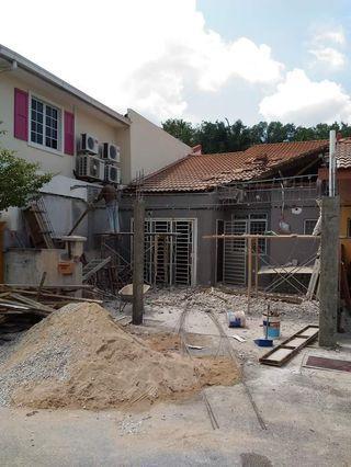 Sadik renovation rumah dan Plumber Sepang,nilai Seremban