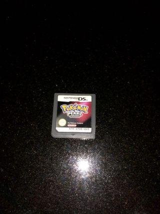 Pokemon Pearl for DS/3DS