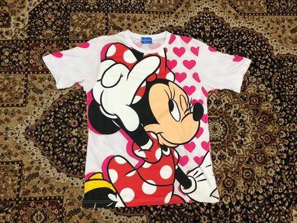 Disney Minnie Mouse Full Print Size S