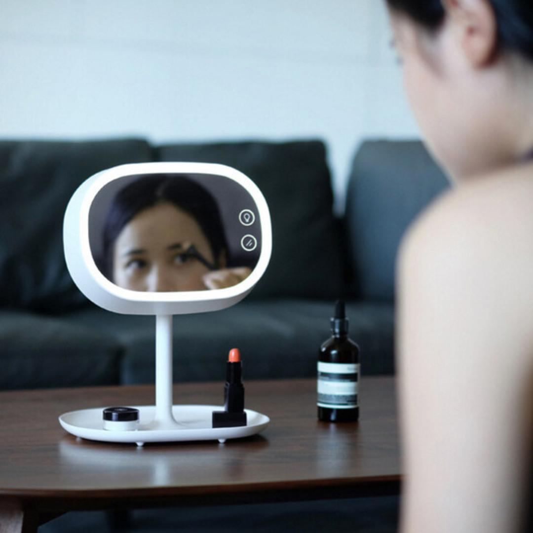 3 In 1 Cosmetic LED Lamp Make Up Mirror
