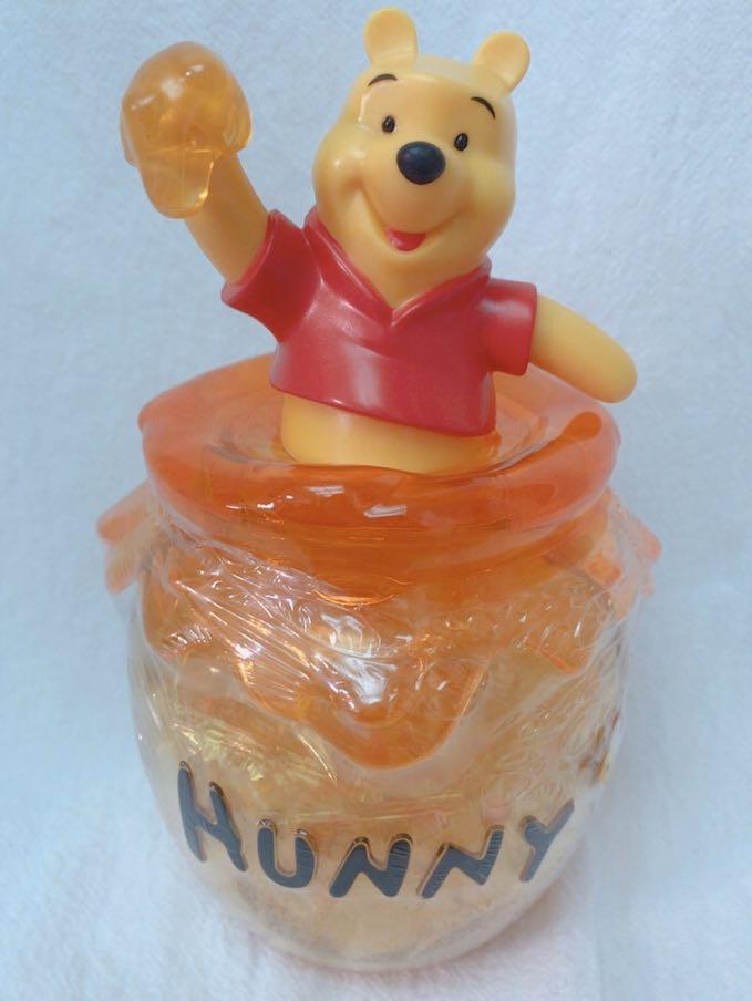 迪士尼正版小熊維尼糖果盒