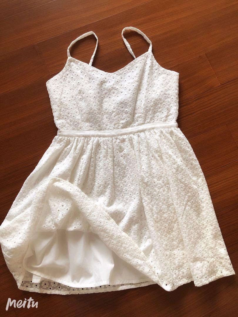 吊帶連身裙洋裝