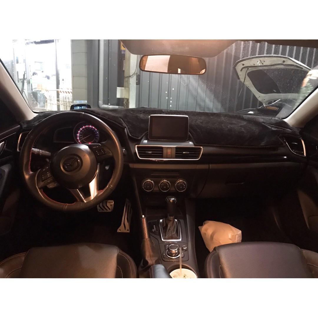 全額貸 免保人 信用瑕疵可辦理 2015年 Mazda3 4D