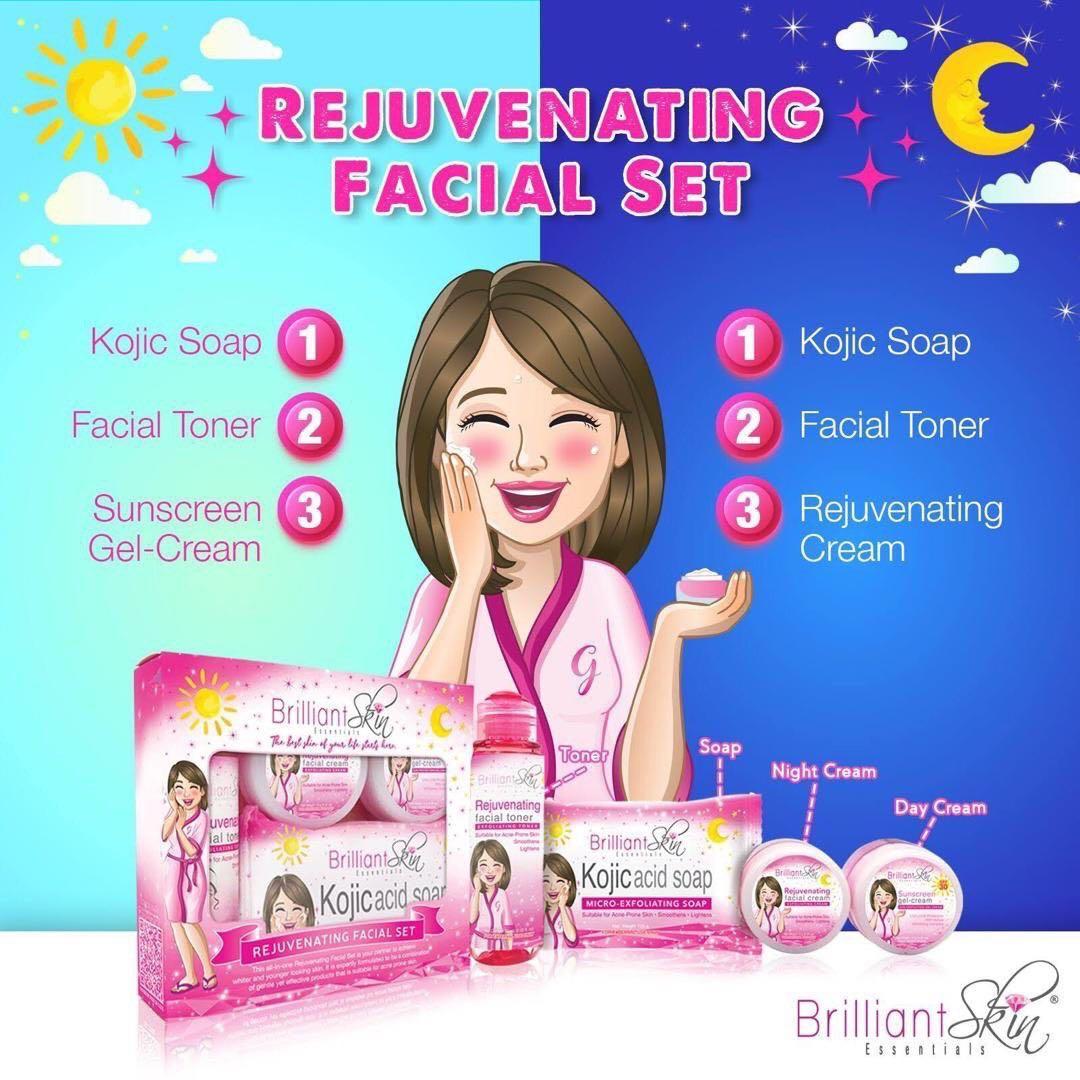 💎 Brilliant Skincare Essentials 💯 Original HQ 💎
