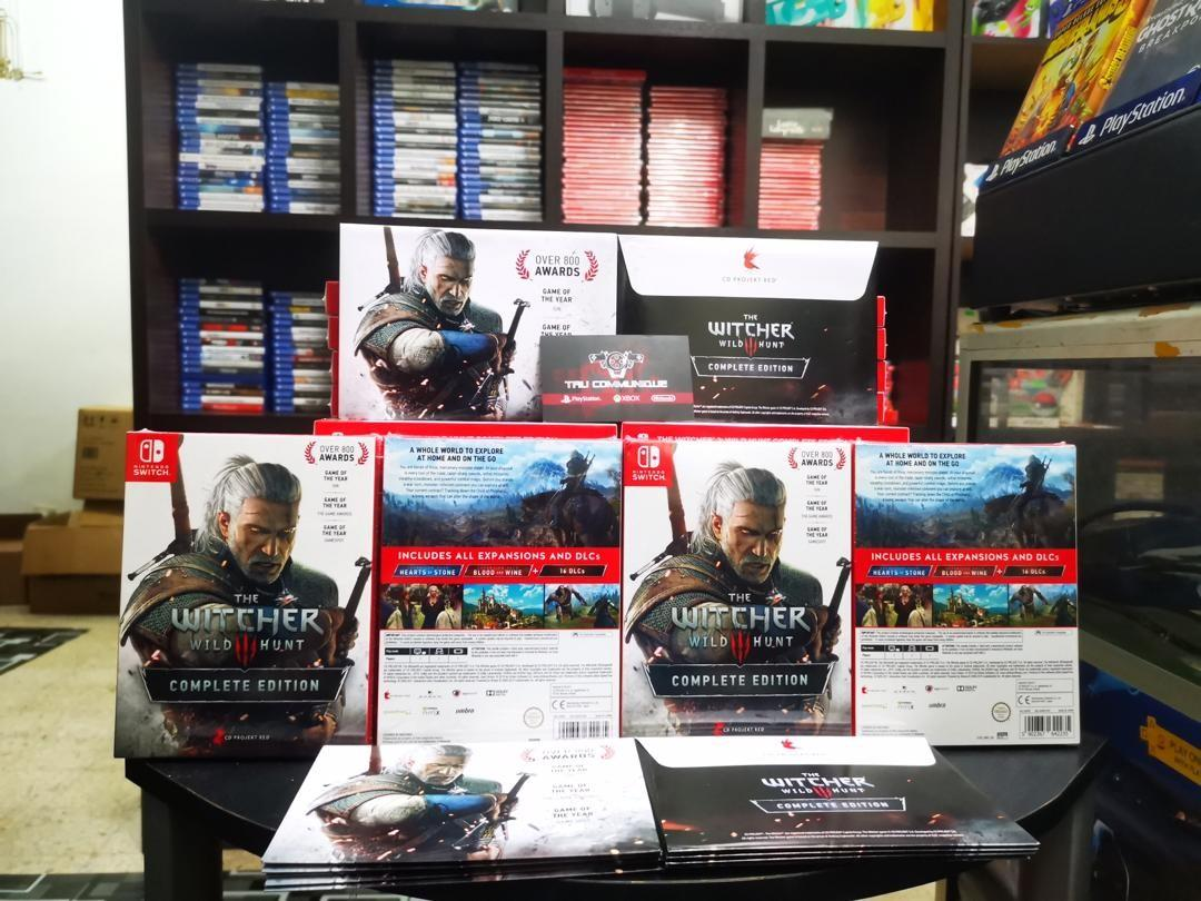 🔥 THE WITCHER 3 WILD HUNT COMPLETE EDITION 🔥