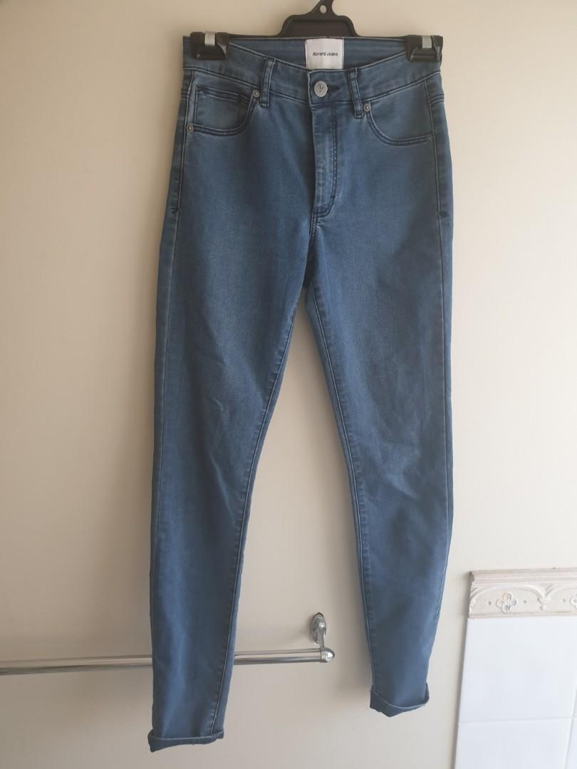 A brand jeans