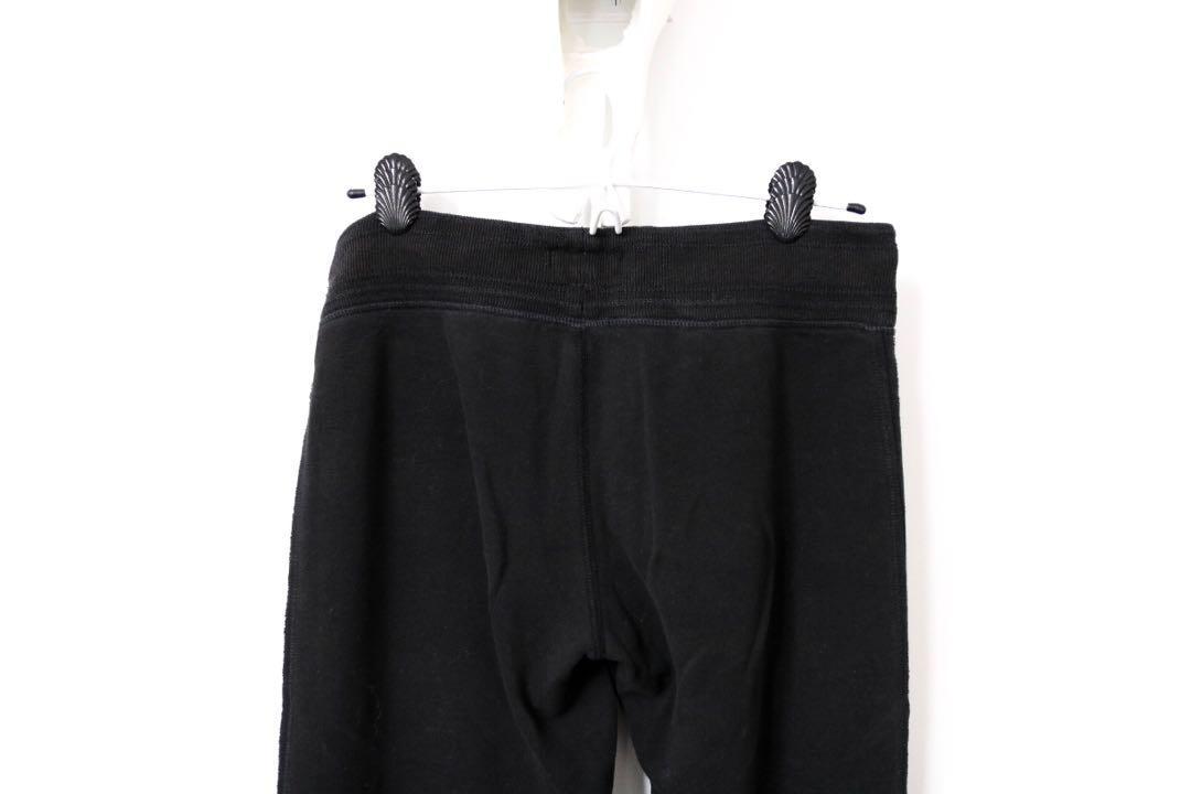 American Eagle Black Track Pants