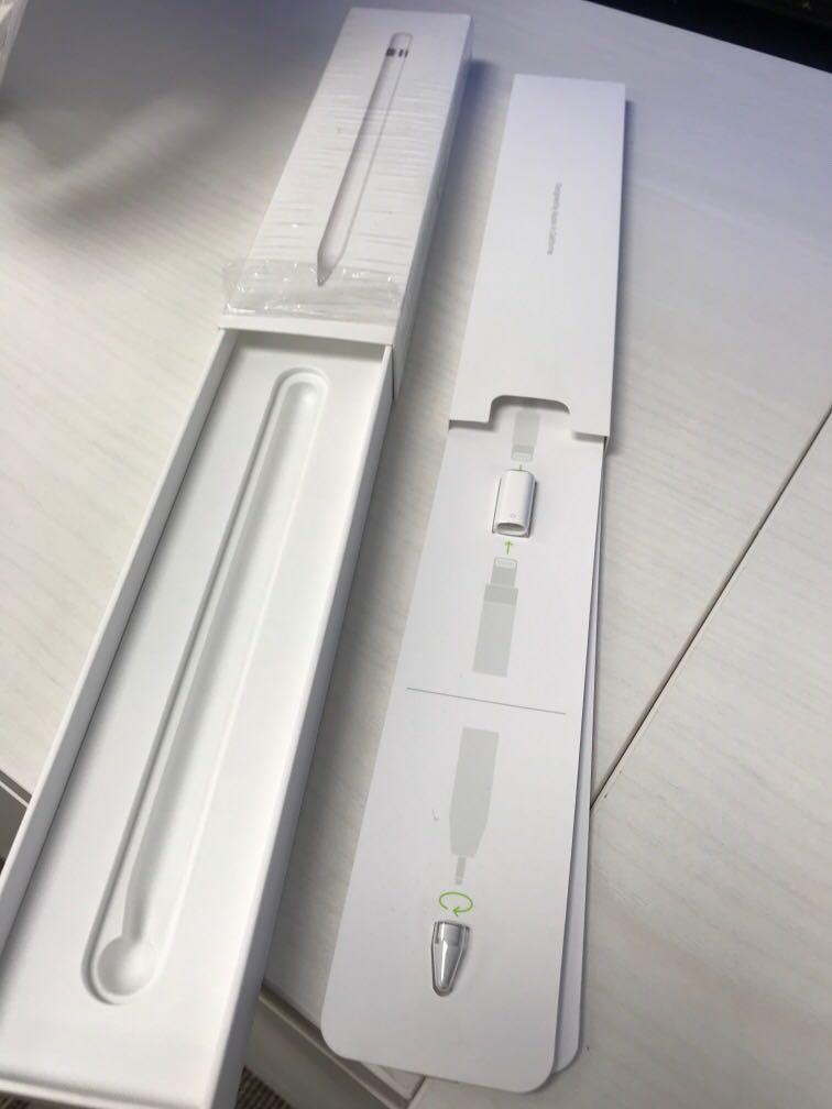 Apple Pencil rarely use - complete boxes