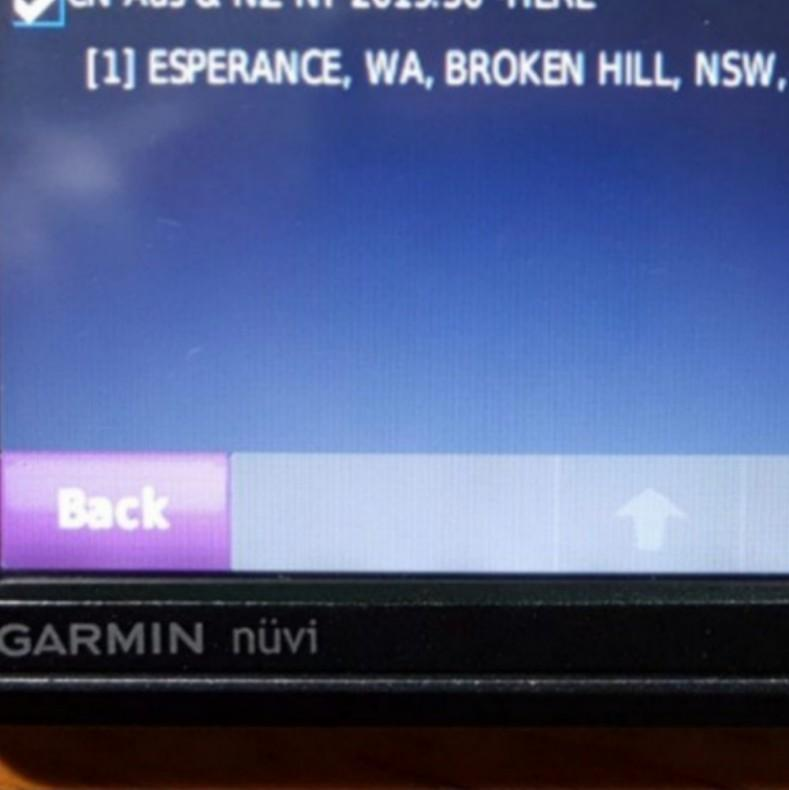Garmin Australia Map 2020.Australia And Nz Set Garmin Gps Au Nz Map 2020 30 Car