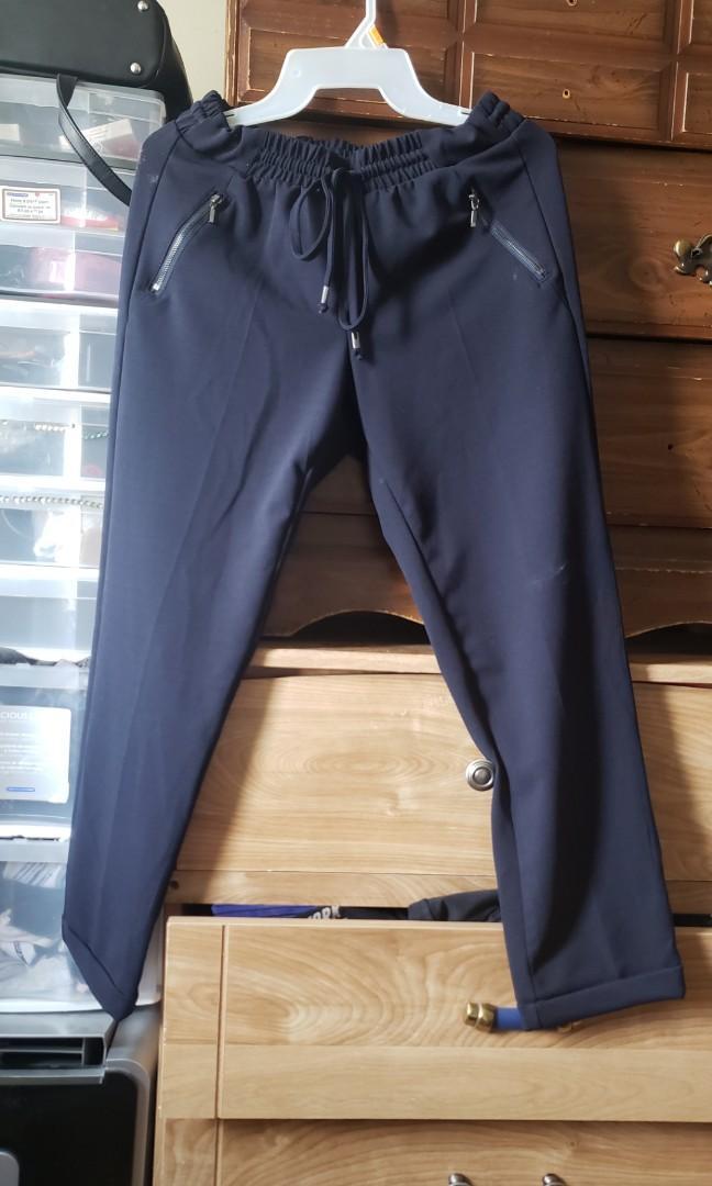 Blue  pants size XS