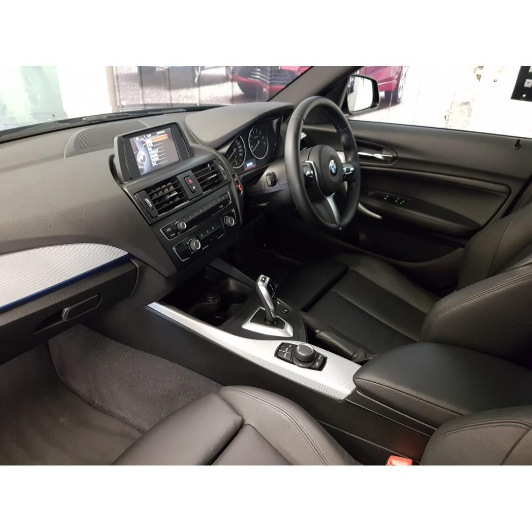 BMW 118iA M Sport Edition 2014/2015